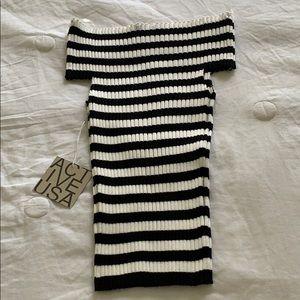 Striped summer beauty. Brand new.